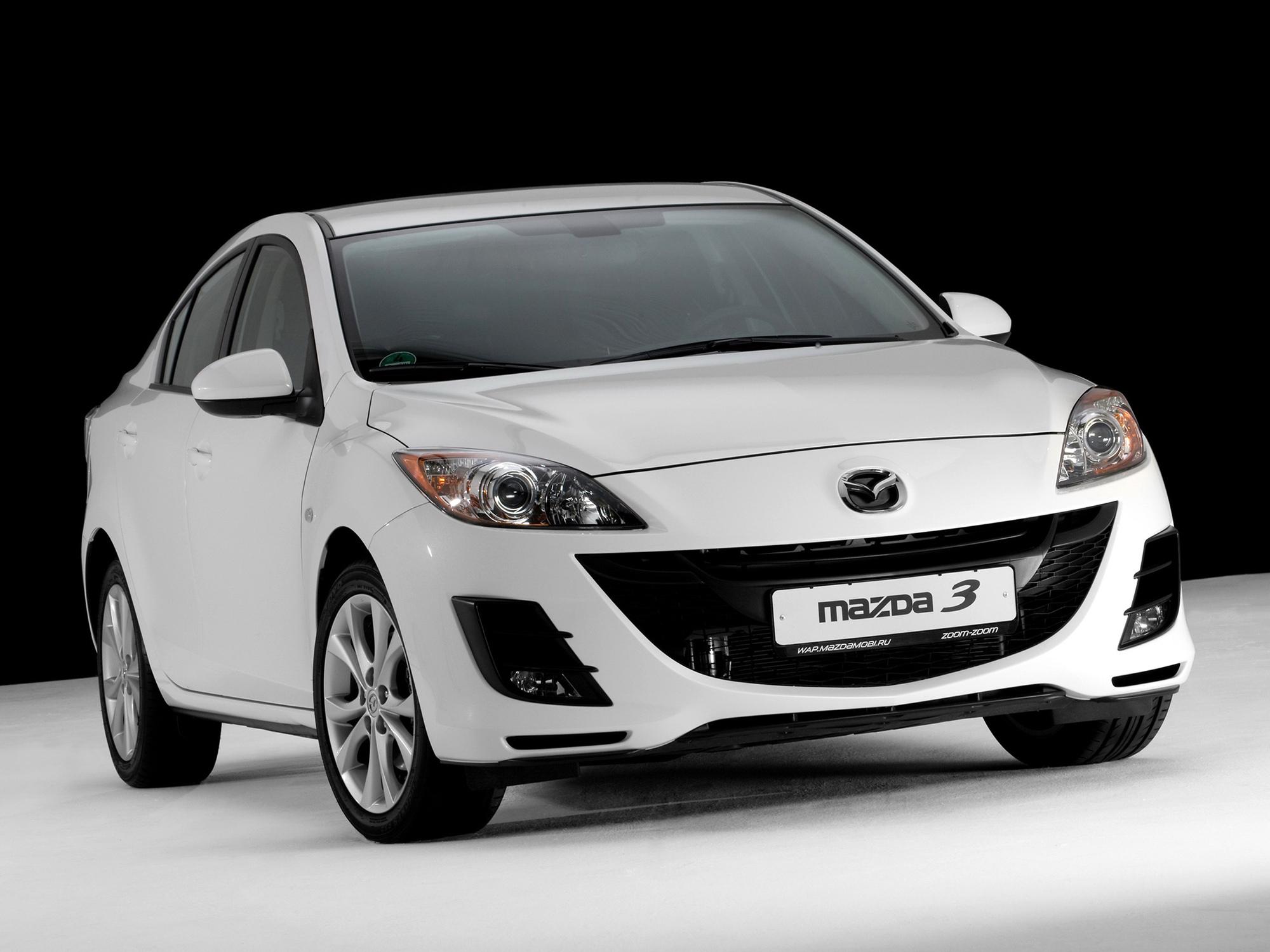 Mazda 3 BL