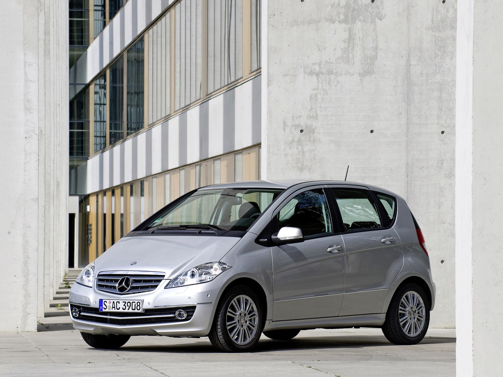 Mercedes-benz a-class: самый успешный старт в истории компании