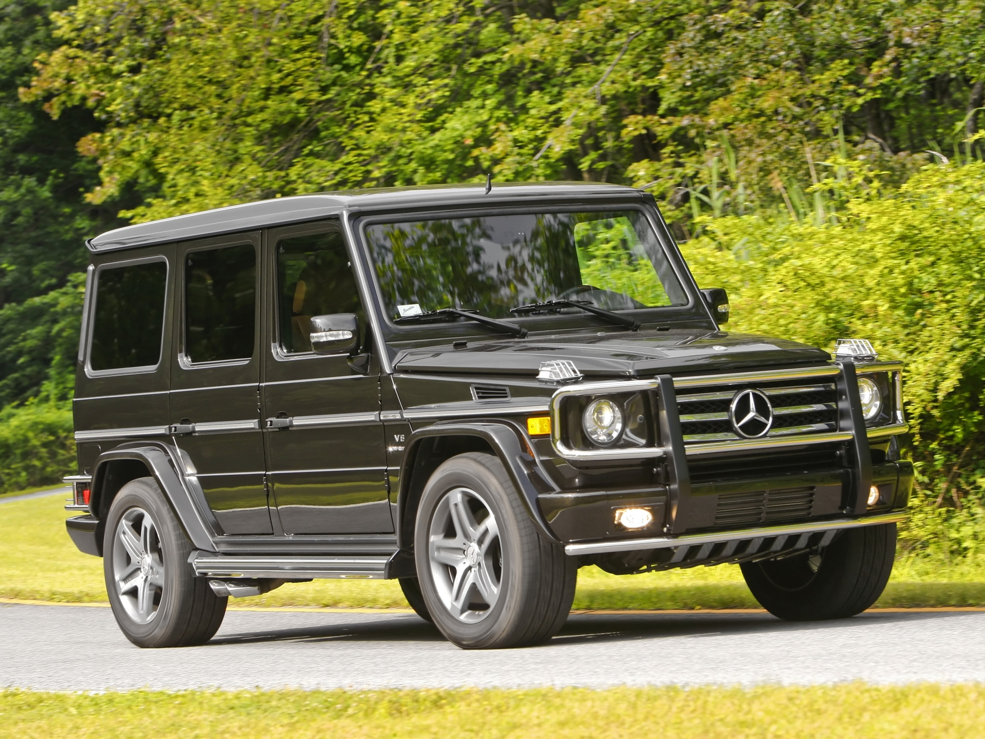 mercedes g class best suv in the