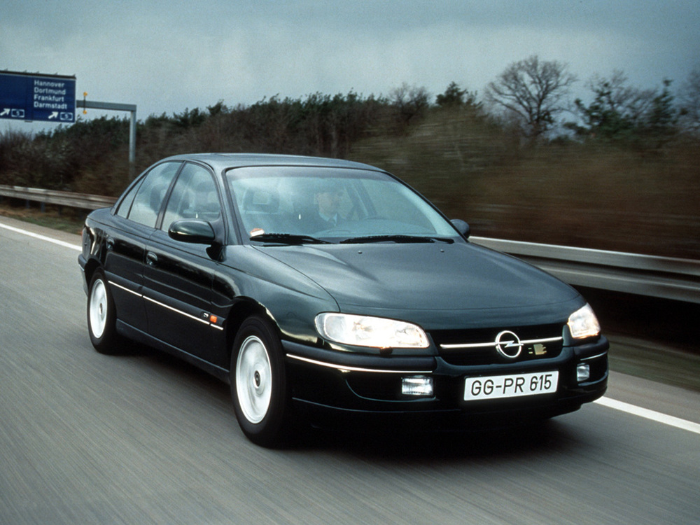 Opel Omega B Manual - 123jetztmeinde