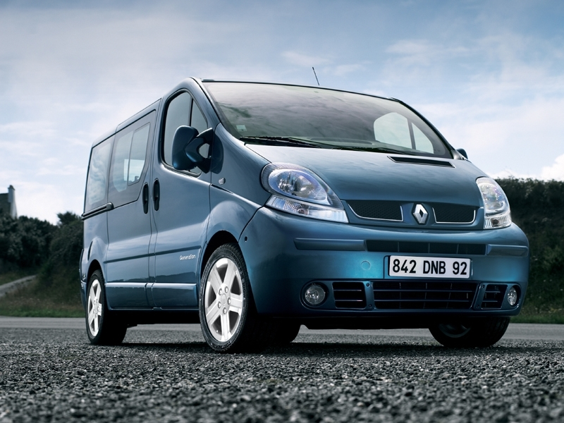 renault s strategy in european minivan business The automotive industry in china has been the  annual production of automobiles in china exceeds that of the european union or  china's automobile industry.