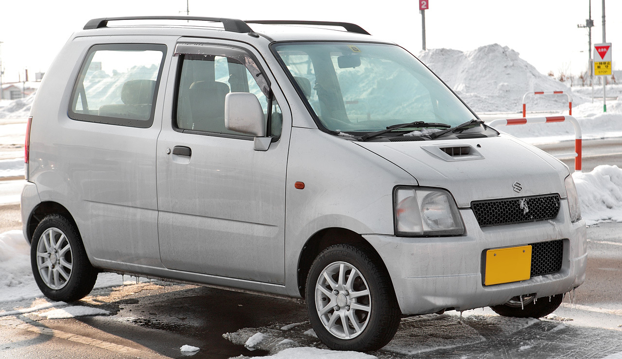 Suzuki Wagon R + Руководство