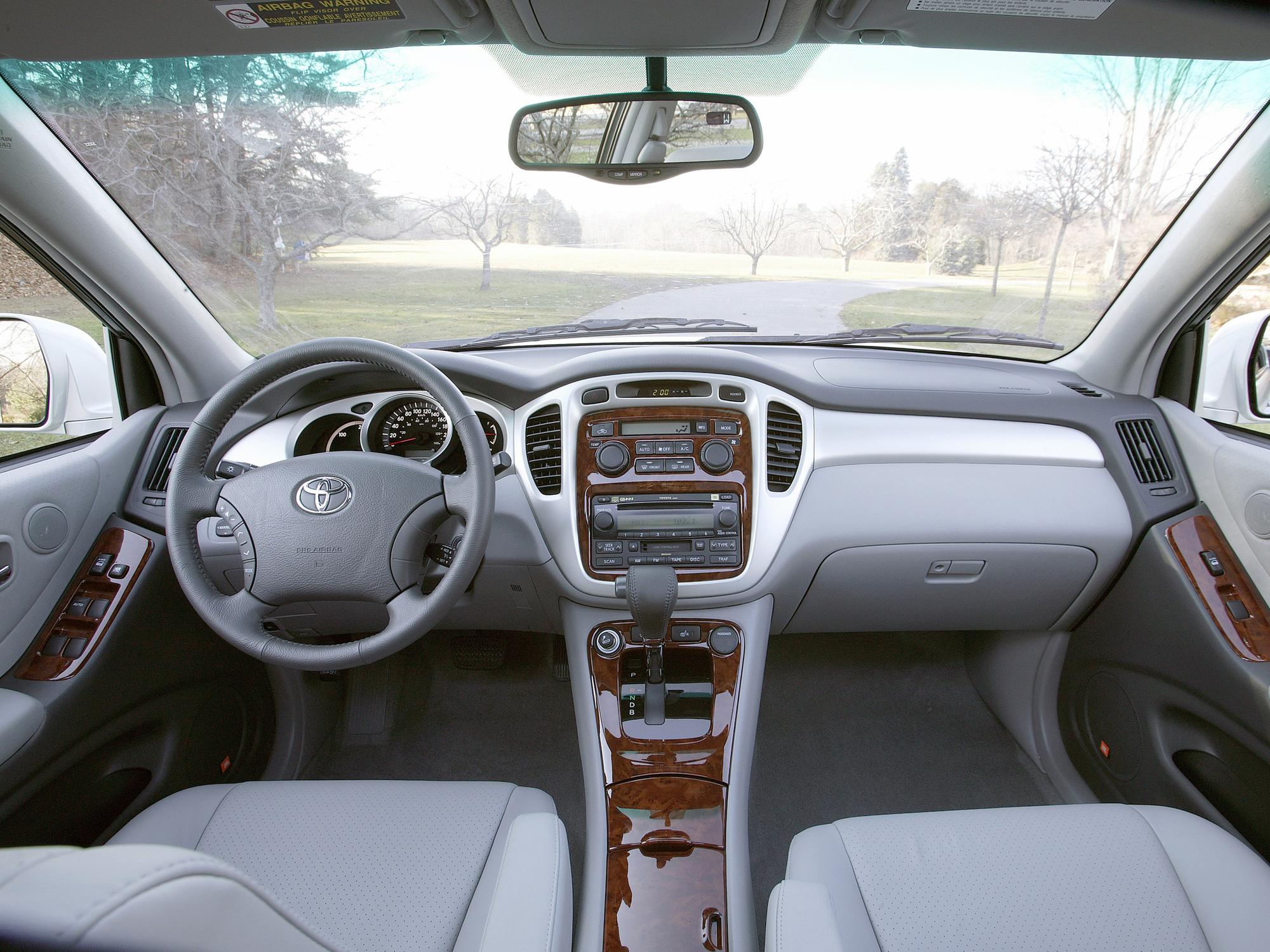 Toyota Highlander 2017 | новая Тойота Хайлендер купить в ...