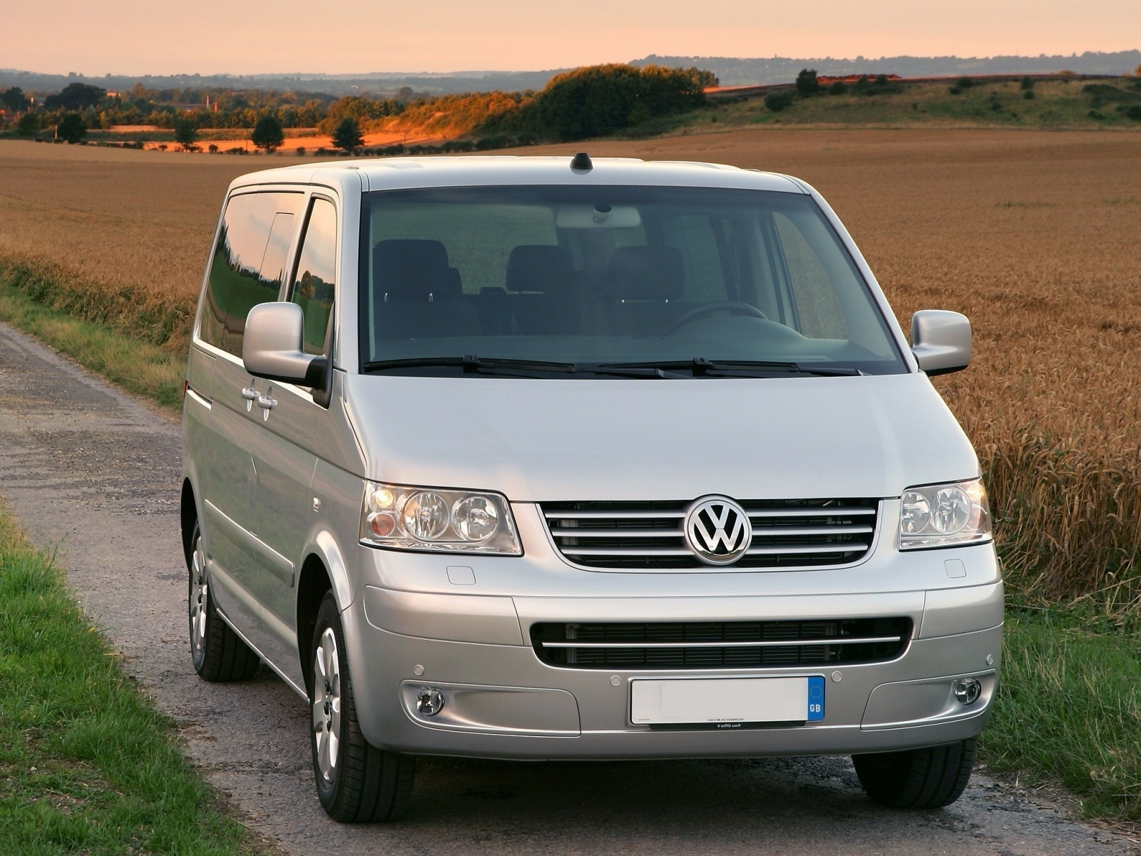 Volkswagen Caravelle 2.5 syncro фото 6