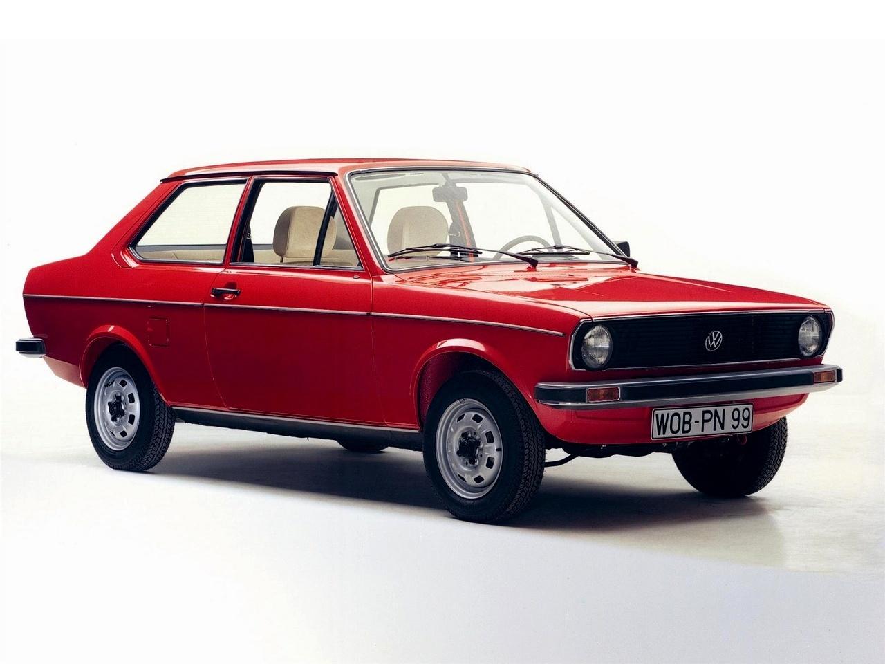 Все модификации автомобиля volkswagen derby ii, 1981-1984 г выпуска