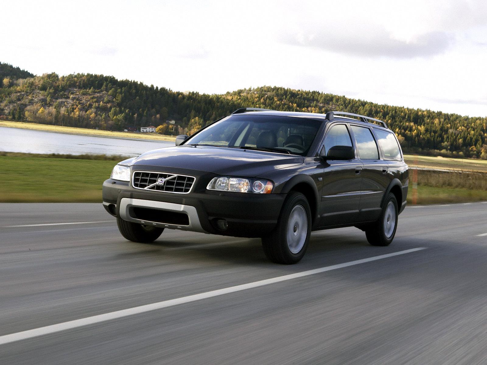 Volvo Xc70 1 Поколение Рестайлинг Фото