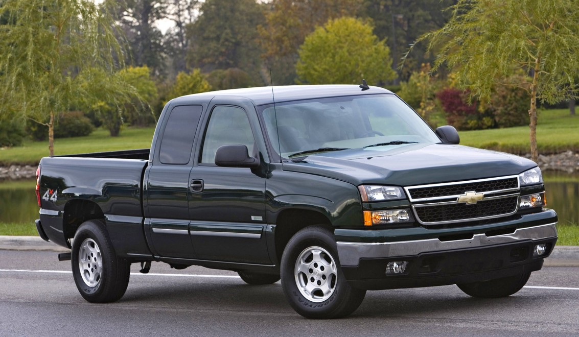 "photo of 07 chevy extended cab в""– 104414"