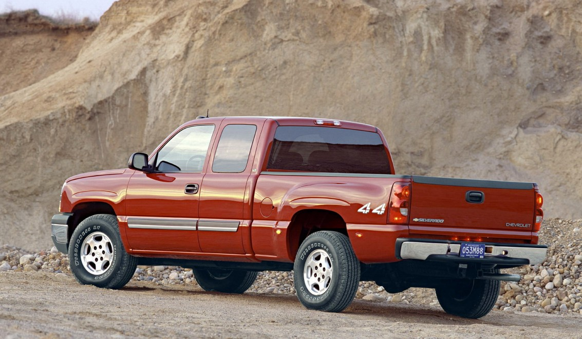 "photo of 07 chevy extended cab в""– 104412"
