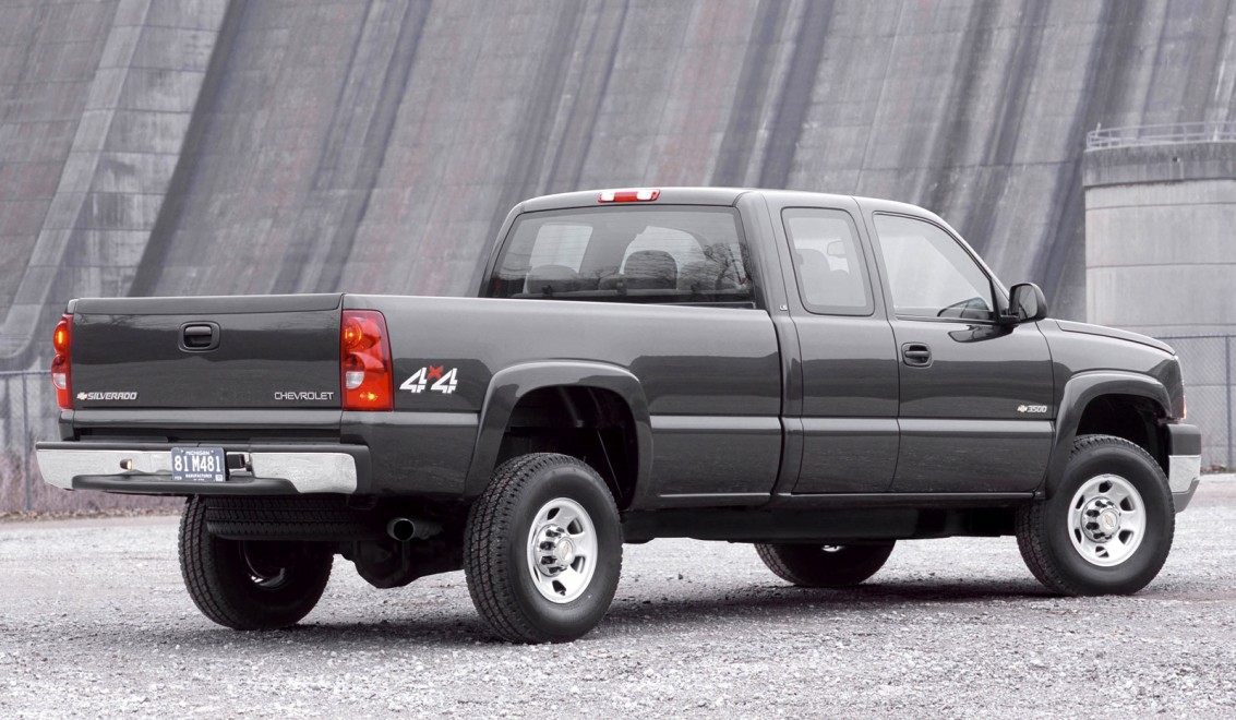 "photo of 07 chevy extended cab в""– 104478"