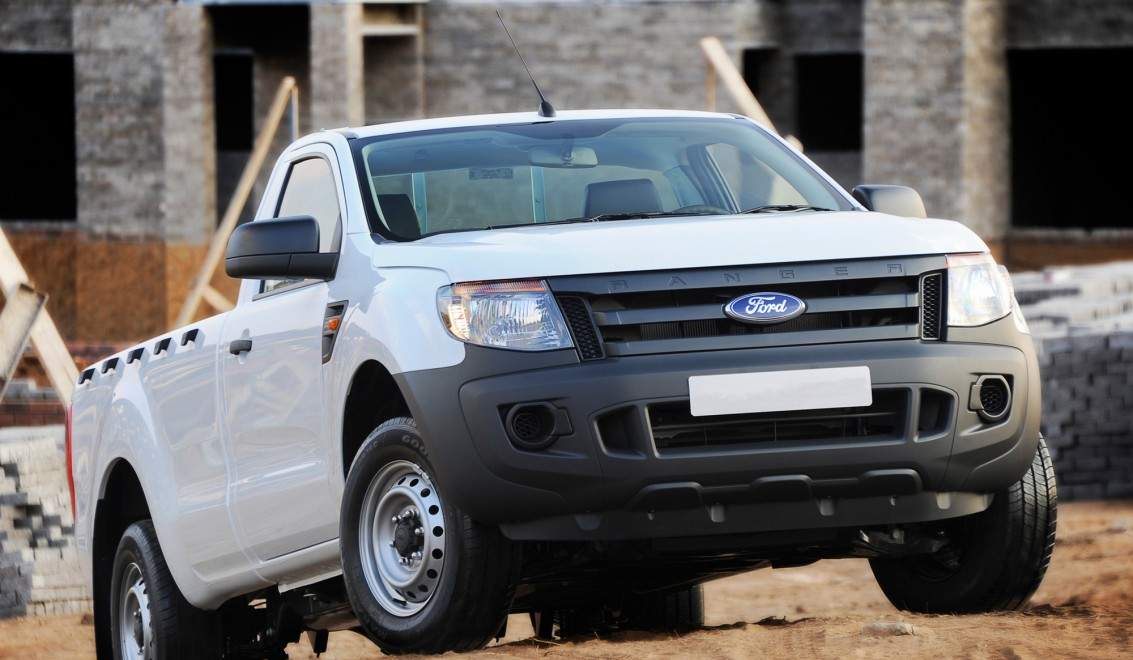 Ford ranger single cab 2013