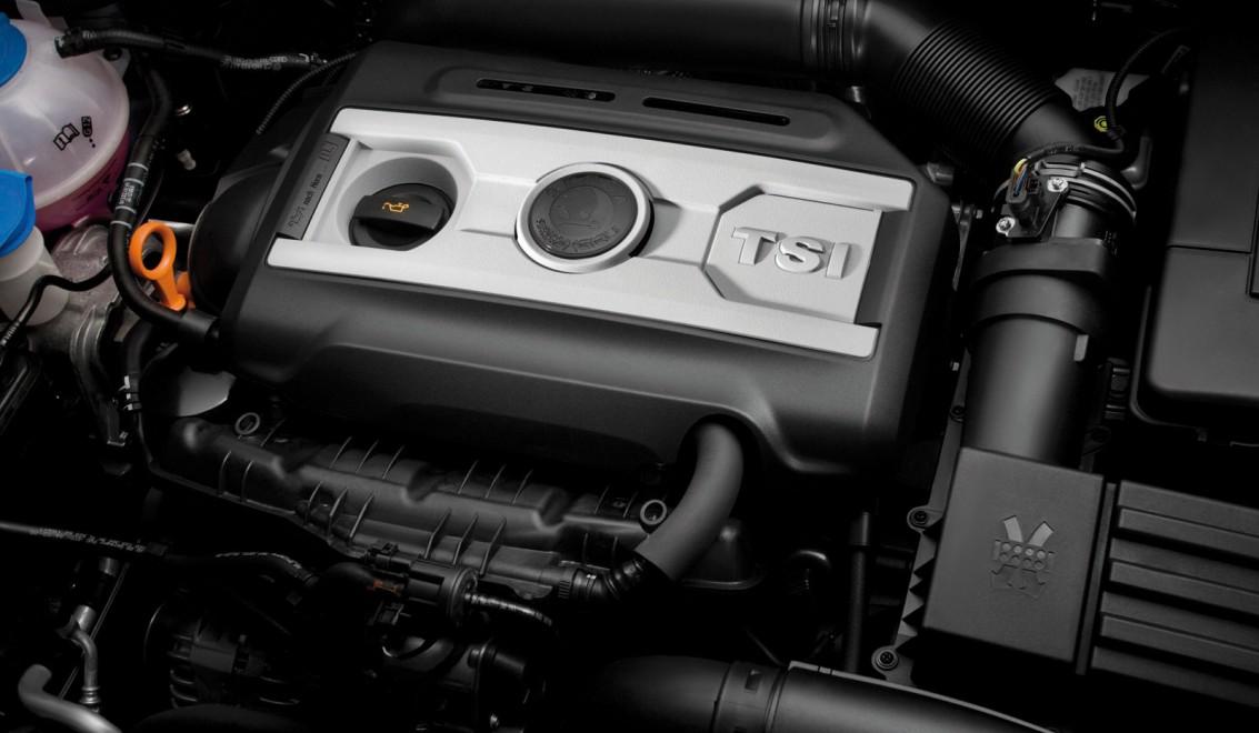 что за двигатель 1.2 tse на новой шкоде октавия